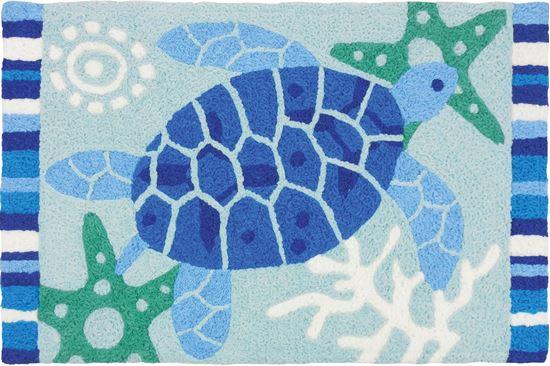 Picture of Blue Sea Turtle