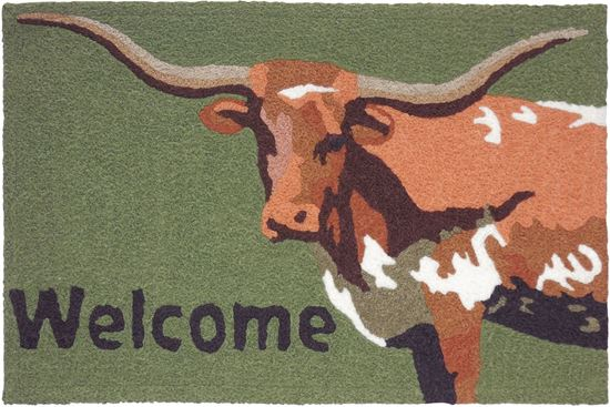 Picture of Longhorn Welcome