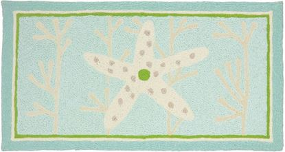 Picture of Starfish on Spa Blue Bigbean