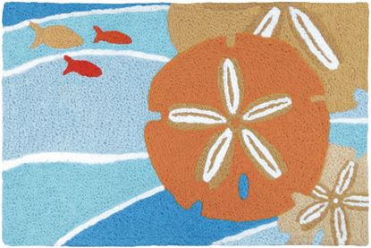 Picture of Tangerine Sand Dollar