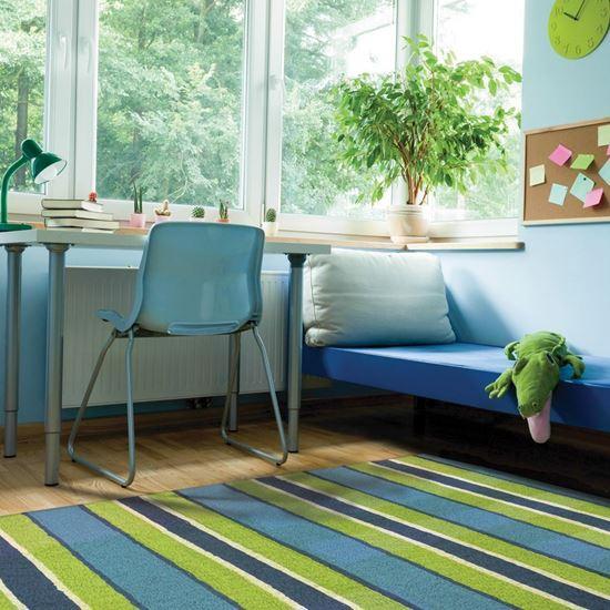 """Jellybean Home & Garden  South Bay 34"""" X 54"""" Indoor Outdoor ?  Area Rug"""