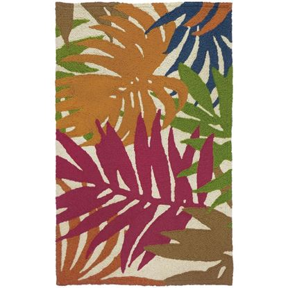 """Picture of Colorful Palms 58"""" x 78"""""""