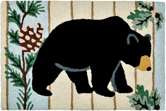 Picture of Black Bear & Pine