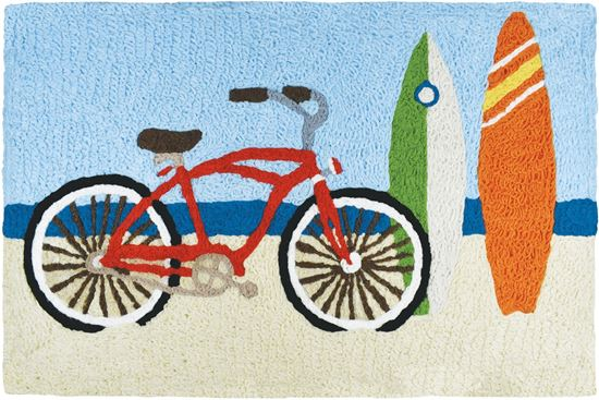 Picture of Beach, Bike & Surf