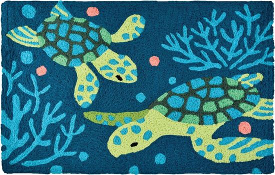 Picture of Deep Blue Sea Turtles