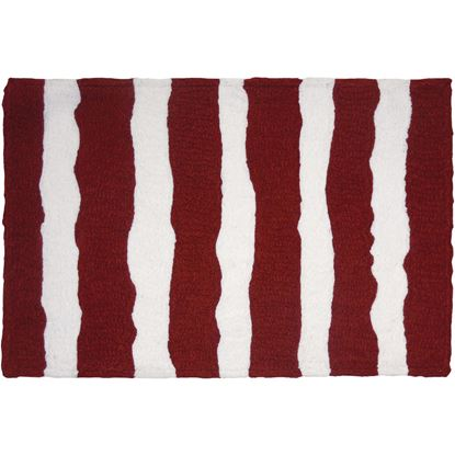 Picture of Maroon & White