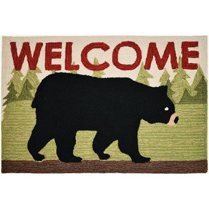 Picture of Black Bear Welcome