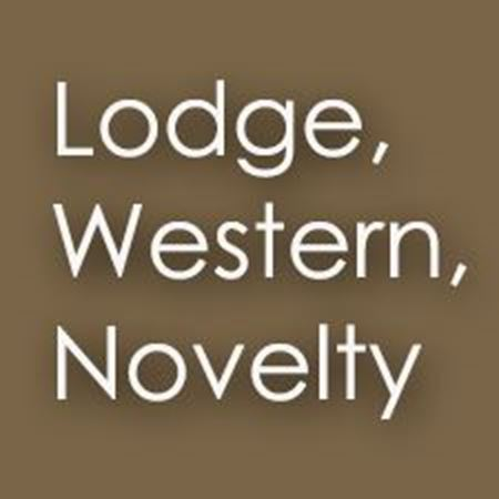 Picture for category Lodge, Western, Novelty